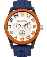 Superdry SYG170UO Tokyo Blue Multifunction Watch