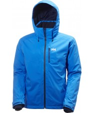 Helly Hansen Mens Swift 3 Racer Blue Jacket