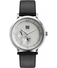 Zoom ZM-7123M-2501 Comma White Black Watch