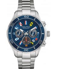Nautica NAD19549G Mens NST Watch