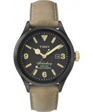 Timex Originals TW2P74900 Mens Originals Modern Tan Leather Strap Watch
