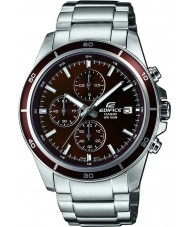 Casio EFR-526D-5AVUEF Mens Edifice Brown Steel Chronograph Watch