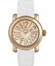 Pocket PK2004 Ladies Rond Classique Medio White Watch