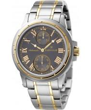 Thomas Earnshaw ES-8007-66 Mens Ashton Two Tone Steel Bracelet Watch