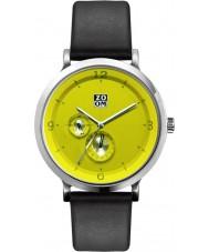 Zoom ZM-7123M-2511 Comma Green Black Watch