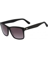 Lacoste Mens L705S Black Grey Sunglasses