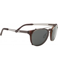 Serengeti Palmiro Satin Dark Tortoiseshell Polarized PhD Drivers Sunglasses