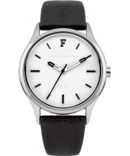 French Connection FC1246W Ladies Black Leather Strap Watch