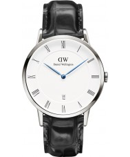 Daniel Wellington DW00100108 Dapper 38mm Reading Silver Watch