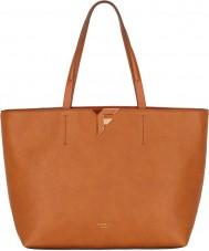 Fiorelli FH8589-TAN Ladies Tate Tan Casual Zip Tote Bag