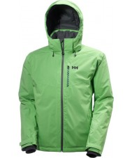 Helly Hansen Mens Swift 3 Paris Green Jacket