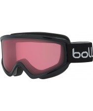 Bolle 21490 Freeze Shiny Black - Vermillon Ski Goggles