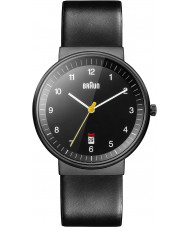 Braun BN0032BKBKG Mens All Black Watch