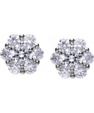 Diamonfire E5602 Ladies Classic Earrings