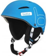 Bolle B-Style Blue Ski Helmet