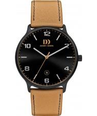 Danish Design Q29Q1127 Mens Titanium Tan Strap Watch