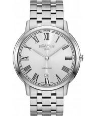 Roamer 515810-41-22-50 Mens Superslender Silver Steel Bracelet Watch