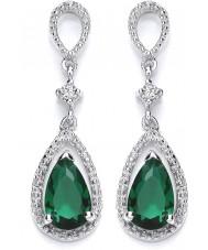 Purity 925 P3700ED-2 Ladies Earrings