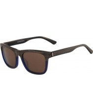 Calvin Klein Collection CK7961S Brick Wood Sunglasses