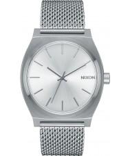 Nixon A1187-1920 Time Teller Milanese Watch