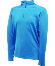 Dare2b DML022-3PA90-XXL Mens Fuseline Core Stretch Blue Reef Fleece - Size XXL