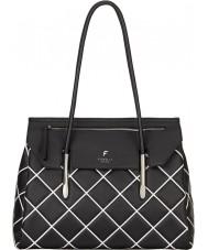 Fiorelli FH8665-MONOQUILT Ladies Carlton Mono Quilt Tote Bag