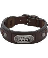 Fossil JF86562040 Mens Bracelet