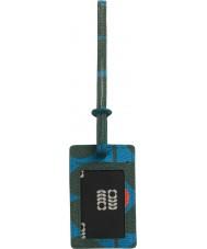 Orla Kiely 18SESST846-4402 Ladies Luggage Tag
