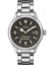 Timex Originals TW2P75100 Mens Originals Modern Silver Steel Bracelet Watch