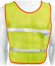 Up UP3199 Reflective Fluro Yellow Vest