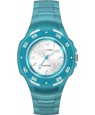 Timex TW5M06400 Kids Marathon Blue Resin Strap Watch