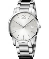 Calvin Klein K2G2G146 City Silver Steel Bracelet Watch