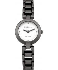 Fiorelli FO033BM Ladies Gun Bracelet Watch