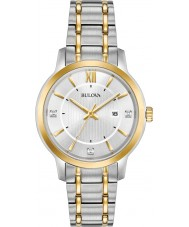 Bulova 98P175 Ladies Dress Watch