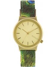 Komono KOM-W1821 Wizard Print Series Peacock Watch