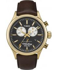 Timex Originals TW2P75300 Mens Originals Modern Brown Chrono Watch