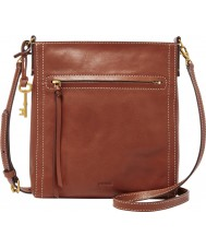Fossil ZB6915200 Ladies Emma Brown NS Cross Body Bag