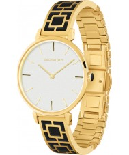 Halcyon Days HD4014 Ladies Maya Two Tone Brass Bracelet Watch