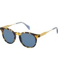 Tommy Hilfiger Mens TH 1350-S JX1 72 Havana Gold Caramel Sunglasses