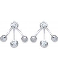 Purity 925 PUR3789-1 Ladies Earrings