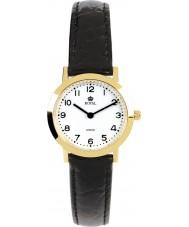 Royal London 20005-02 Ladies Classic Analogue Black Watch