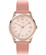 Henry London HL39-S-0156 Ladies Shoreditch Pale Rose Gold Nude Watch