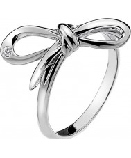 Hot Diamonds DR120-N Ladies Flourish Ring