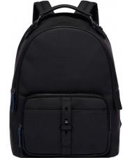 Fiorelli FMB8003-BLACK Mens Jasper Backpack