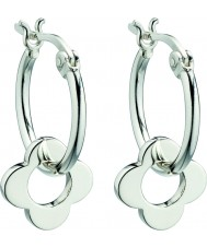 Orla Kiely E5226 Ladies Sterling Silver Earrings