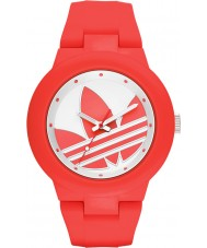 Adidas ADH3115 Ladies Aberdeen Red Silicone Strap Watch