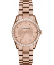 Karl Lagerfeld KL2808 Joleigh Rose Gold Steel Bracelet Watch