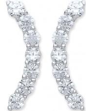 Purity 925 PUR3800-1 Ladies Earrings