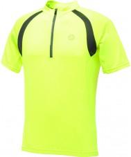 Dare2b DMT109-0M090-XXL Mens Magnetize Fluro Yellow Jersey T-Shirt - Size XXL
