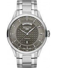 Roamer 508293-41-05-50 Mens Superior Silver Steel Bracelet Watch